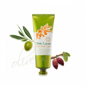 Mizon Olive Cocoa Butter Foot Cream